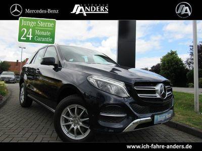 gebraucht Mercedes GLE350 d 4M Sitzklima+AHK+DISTRONIC+Standheizg.