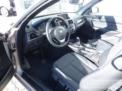 gebraucht BMW 220 d Cabrio Automatik Navi Xenon LM Felgen