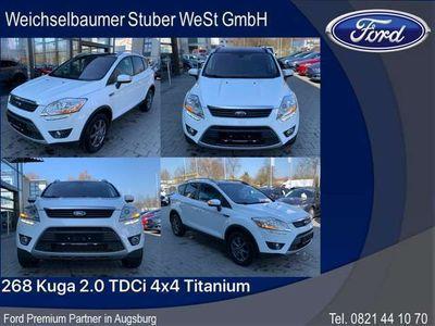 gebraucht Ford Kuga Kuga 2682.0 TDCi 4x4 Titanium