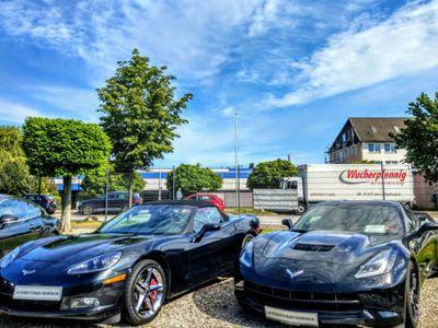 gebraucht Corvette C6 Aut. Cabrio ''Centennial Edition 100'' +HUD+