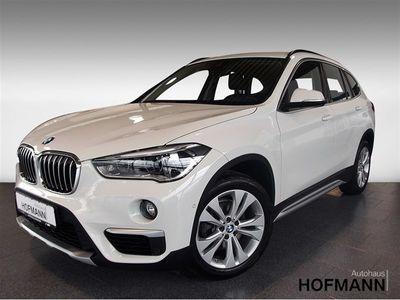 gebraucht BMW X1 sDrive18i Aut. xLine+Leder+Navi+LED+Alarm+++
