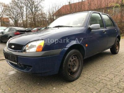 "käytetty Ford Fiesta Basis 1.3"" Org 109000Km "" 5. Türig"" 1. HD"