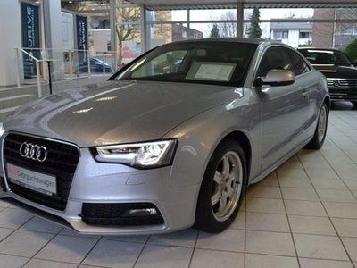 gebraucht Audi A5 Coupé Xenon S-Line ALCANTARA APS FIS NBS SH