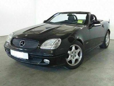 gebraucht Mercedes 230 SLKRoadster230Kompressor/LEDER/AUTOMATIK/TÜV-NEU