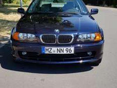 gebraucht BMW 323 3er