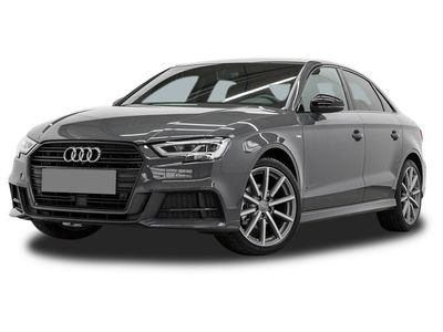 gebraucht Audi A3 A3Limo 1.6 TDI S LINE NAVI LED AHK ACC LM18