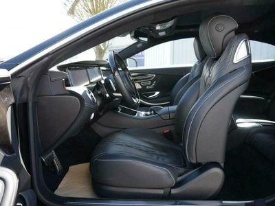 gebraucht Mercedes S500 S 500Coupe AMG-LINE * 9G-TRONIC * FAHRASSISTENZ-& NACHTSICHT-PAKET * STANDHEIZUNG * HEAD-UP DISPLAY * 19 ZOLL
