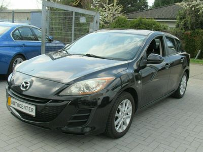 gebraucht Mazda 3 Lim. 1.6 Center-Line /Klimaautomatik/Alu/MFL/