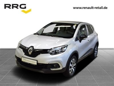 gebraucht Renault Captur CAPTUR 0.9 TCE 90 ECO² EXPERIENCE ENERGY Euro 6