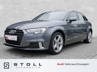 gebraucht Audi A3 Sportback 30 TFSI Sport S-tronic Navi KlimaAutomat