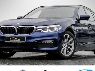 second-hand BMW 530 d xDrive Touring Sport Line Head-Up LED WLAN