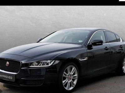 gebraucht Jaguar XE Pure 20d EU6d-T Keyless e-Sitze