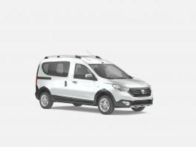 gebraucht Dacia Dokker Stepway Plus 5 Türig TCE 130 GPF 5-Gang