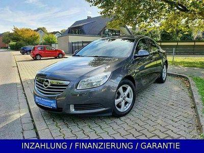gebraucht Opel Insignia A, Scheckheft bei 2.Hand,Wenig KM
