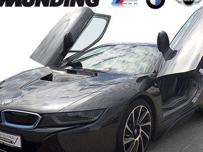 gebraucht BMW i8 Head-Up HK HiFi LED Navi Prof. Komfortzg.