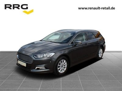 gebraucht Ford Mondeo Turnier 2.0 TDCi Business Edition