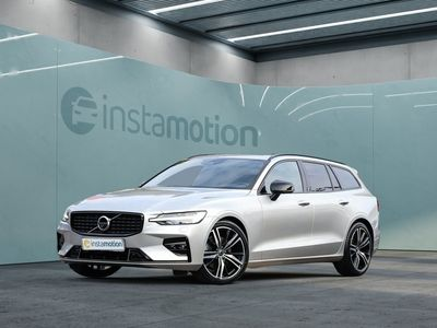 gebraucht Volvo V60 V60B4 (B) R-Design NP:59.490-//ACC//STANDHZG//HUD/PANO