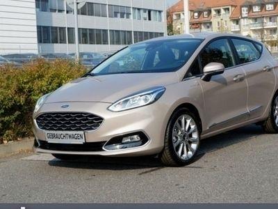 used Ford Fiesta 1.0 EB S&S VIGNALE wenig KM 4J Garantie