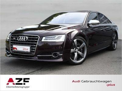 gebraucht Audi S8 4.0 TFSI qu. Tiptronic+AHK+Standheizung Navi
