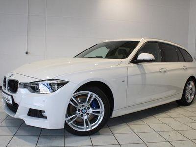 gebraucht BMW 320 i Touring M Sport Innovationsp. Navi Business