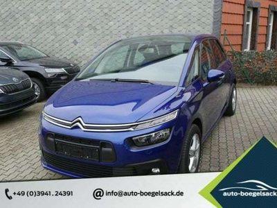 gebraucht Citroën C4 Picasso 1.2 Feel+1.HAND+AHK+KLIMAAUTOMATIK+