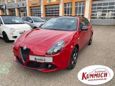 gebraucht Alfa Romeo Giulietta MY18 E6D-TEMP Sport 1.4l T-Jet 120PS