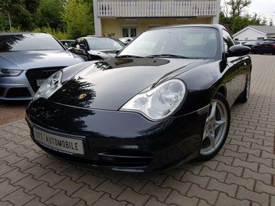 """gebraucht Porsche 996 TARGA """"SERVICE NEU"""" DEUTSCHES FAHRZEUG"""