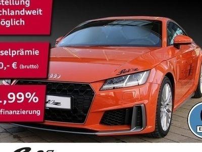 usado Audi TT Coupé S line Coupe 45 TFSI quattro S tronic
