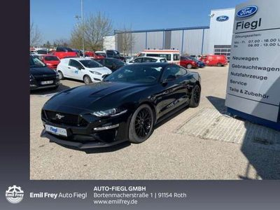 gebraucht Ford Mustang GT Fastback 5.0 Ti-VCT V8 Aut. 331 kW, 2-t