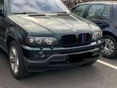gebraucht BMW X5 X5E53 4.4I LPG Austausch Motor TÜV NEU