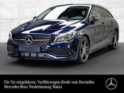used Mercedes CLA200 Shooting Brake AMG Line SpiegelP NightP Bu