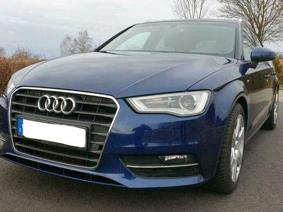 gebraucht Audi A3 Sportback 1.8 TFSI S-tronic S-Line Sportpaket TOP