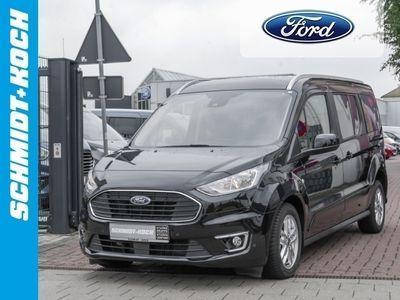 gebraucht Ford Tourneo Connect Grand 1.5 TDCi EcoBlue Titanium