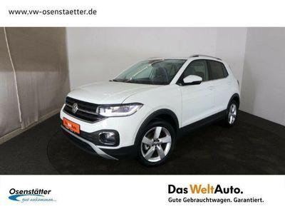 gebraucht VW T-Cross - ACC / Licht&Sicht / Navi / BlindSpot /