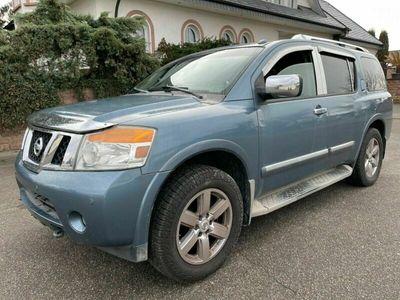 gebraucht Nissan Armada als SUV/Geländewagen/Pickup in Leimen