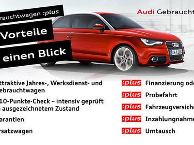 gebraucht Audi Q2 1.6 TDI PreSense LED Bremsass Sitzh. PDC