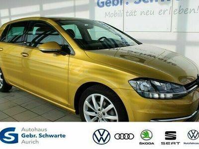gebraucht VW Golf VII 1.5 TSI Sound R-Line Navi ACC Shzg PDC