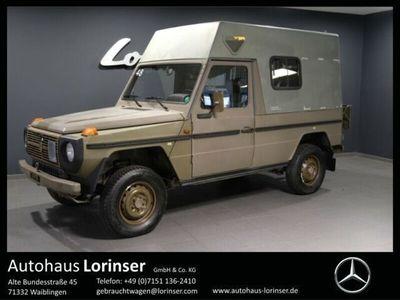 gebraucht Mercedes G230 Puch AUTOM/AHK/ALLRAD/SCHWEIZER MILITÄR