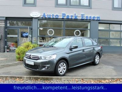 gebraucht Citroën C-Elysee I *VTI 115 Selection *Klima*1Hand*