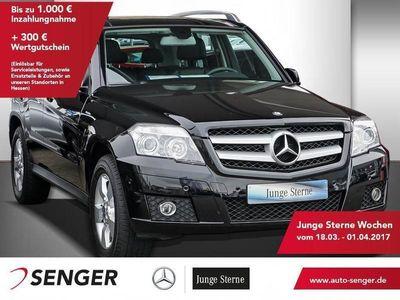 gebraucht Mercedes GLK200 CDI BlueEFFICIENCY PanoSHD AHK
