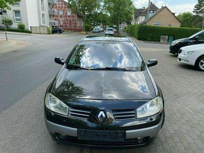 gebraucht Renault Mégane II Lim. 5-türig Privilege Luxe Klima Top