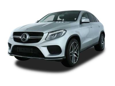 gebraucht Mercedes GLE350 d 4Matic Coupe AMG Line NP 95.581 EUR