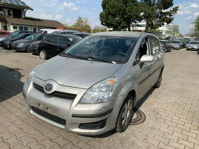 gebraucht Toyota Corolla Verso 1.6-l-VVT-i/ Klima / 7-Sitz