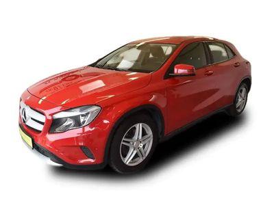 gebraucht Mercedes GLA200 GLA-Klasse CDI.Euro6.Navi.PDC.RDC.6 Gang