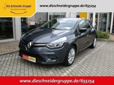 gebraucht Renault Clio Limited Deluxe TCe 90