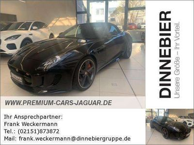gebraucht Jaguar F-Type S als Cabrio/Roadster in Krefeld