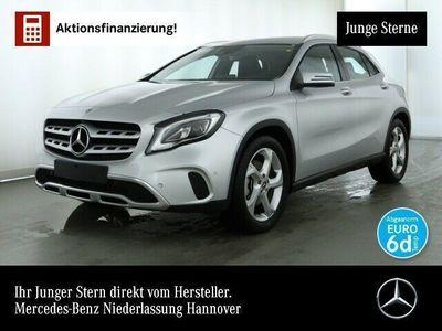 gebraucht Mercedes GLA220 4M Urban 360° COMAND LED PTS 7G-DCT Sitzh