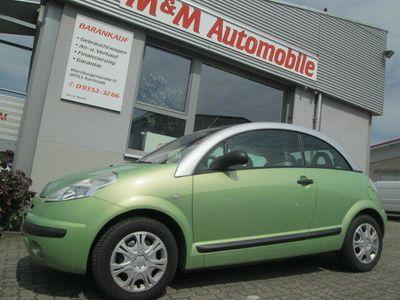 used Citroën C3 Pluriel 1.4*Klimaa.+Eu u.D4 *