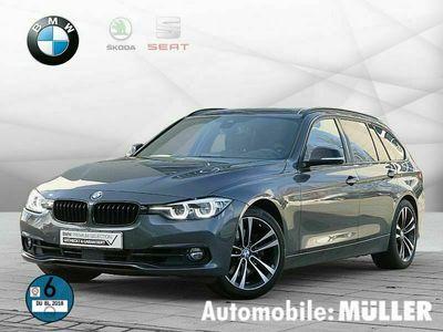 gebraucht BMW 325 d Touring Edition Sport Line