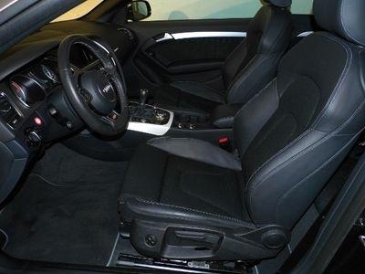 gebraucht Audi A5 Cabriolet 2.0 TDI quattro AHK*PDC*Navi